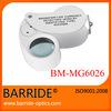 40x25mm LED UV Illuminated Folding Jeweler Loupe Magnifier(BM-MG6026)