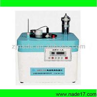 Nade Lab Testing Equipment Oxygen Bomb Calorimeter for Coal XRY-1A