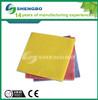 Multipurpose microfiber cleaning cloth 36CM*40CM YELLOW