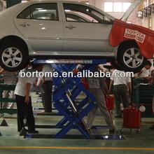 launch scissor car lift for sale with CE