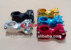 fast delivery JZ-BL01 colored bicycle handlebar,bike handlebar,Aluminum Alloy handlebar for sale