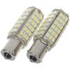 1156 White 102 SMD LED Turn Signal Light Bulb Lamp