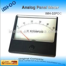 Panaview Analog DC MicroApere meter dc panel analog meter instrument
