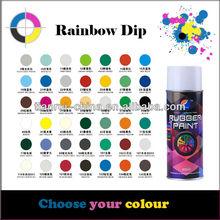 new colors heat resistant chrome paint