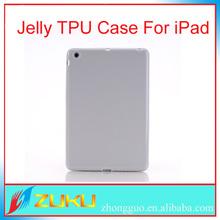 Candy colors tpu silicone case for ipad mini