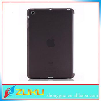 Hot TPU soft back case black cover for ipad mini