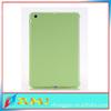Popular TPU soft back for ipad mini 2 piece case