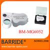 LED UV Illuminated Dual Lens Geographic and Jewelers Loupe (BM-MG6052)