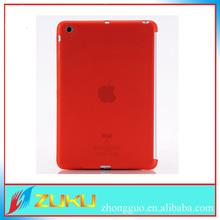 Popular soft clear tpu case for ipad 2 3 4 mini air