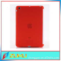 Popular soft clear tpu case for ipad 2 3 4 mini air