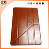 smart cover PU leather tablet PC cases