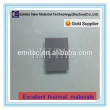 Heatsink silicone rubber thermal gap filler