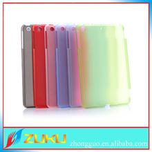 2014 hot perfect matte plastic case for ipad