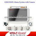Nova casa sistema de alarme com construído- em câmera de cctv e eletrodomésticos controles-- yl- 007m8a