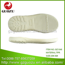 kids environmental protection shoes outsole manufacturer in Foshan