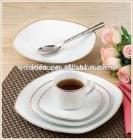 square dinnerware ceramic,16pcs dinner set bone china liquidation dinnerware ,dinnerware
