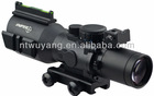 """SNIPER Prismatic Tactical Scope PM3.5x40 4"""" Long Eye Relief with Horseshoe Etched Glass Reticle"""