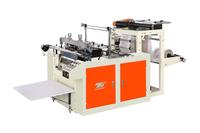 DFR-300X2\400X2Computer Heat-Sealing & Heat-Cutting Bag-Making Machine(two lines)