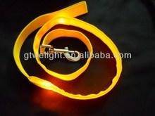 Design hot-sale led illuminated dog collars