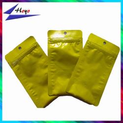 easy tear zipper mini ziplock bags