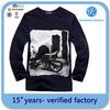 2014 100% Cotton Blank Dri Fit Boy T-Shirt Printing Wholesale For Man
