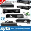 Home digital satellite receiver,dvb-t ,dvb t2 receiver HD HDMI 1080p digital satellite finder,receptor satellite