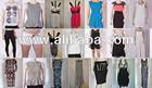 Luxury fashion European brands apparel from last season