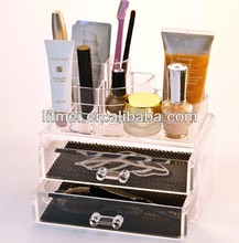 Multifunctional Comestic, Jewelry Storage Drawers of 3 layers Organizer/Container/Box/Display