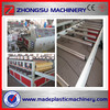WPC Building Board Making Machine/WPC Foam Line/WPC Board machine