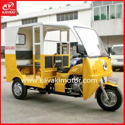 Factory Oulet Petrol Powered Similar As Bajaj Model Tuk Tuk Taxi Passenger Tricycle 0086-15217691767