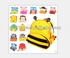 fashionable cute animal children school bags for teenagers