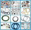 self seal adhesive plastic bag grayloc clamps hubs seal rings