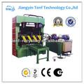 Q15-2500 hidráulico pórtico de cisalhamento de metal máquina de corte de folha CE