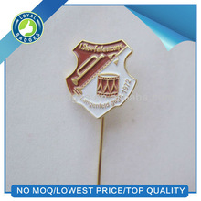 Souvenir Custom Sports Stick Pins/badge Manufacturer