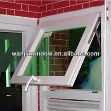 factory wholesale upvc plastic window pane