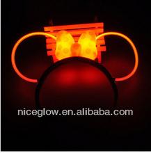 party lovely led bow headband
