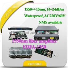 Double pump laser 1550nm Field optic amplifier EDFA EA1550 14~26dBm