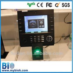 Bio metric fingerprint reader day date time clocks (HF-Iclock3800)
