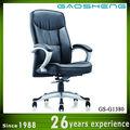 Elegante de la pu respaldo alto silla de oficina GS-G1380 para gerente