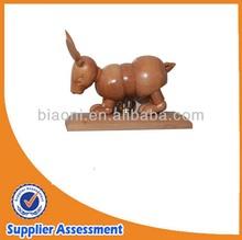 Artist Wooden Animal Model