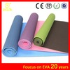 Anti slip multi color yoga mat/Eco-friendly TPE yoga mat