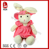 Stuffd Plush Toy Dressed plush animal Soft Toy Rabbit