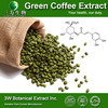 Green Coffee Extract Total Chlorogenica Acids Food Additive