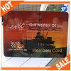 PVC material tk4100 rfid key tags card factory