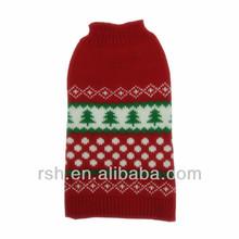 fashion Xmas pet dog sweater RSH414
