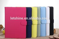 New Leather Case For Ipad mini, 2 Smart case for ipad mini ,Retina display wake and sleep with retail box