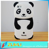 panda silicone phone case for iphone and samsung and others