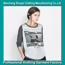 split printed the used clothes wholesale new york Women's clothing chinese clothing manufacturers