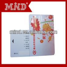 most popular rfid rewritable card 125khz