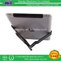 La parte superior 2014 teléfono vender& tablet stand soporte para coche soporte esterasdecoches 306 titular de la rotación de tablet pc soporte